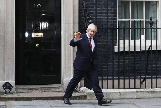 歐盟拒重談「退出協議」 英首相:10月底必脫歐   華視新聞