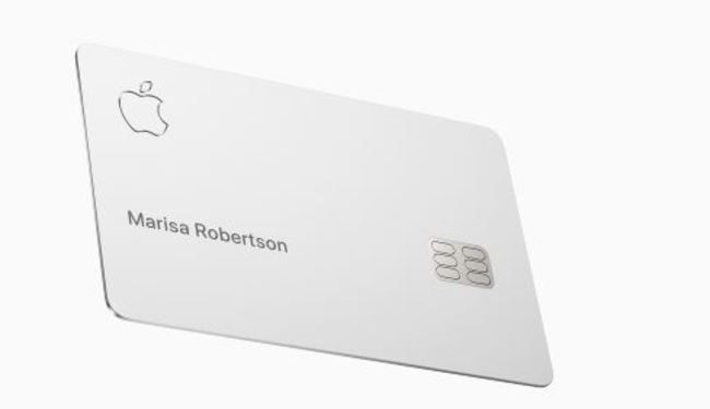 """堪稱""""地表最強信用卡"""" Apple Card嬌貴難照顧?!   華視新聞"""