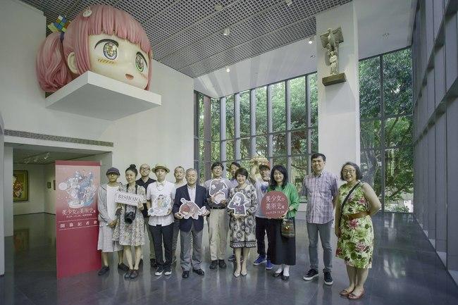 千姿百態日本少女形象《美少女的美術史》開展 | 華視新聞