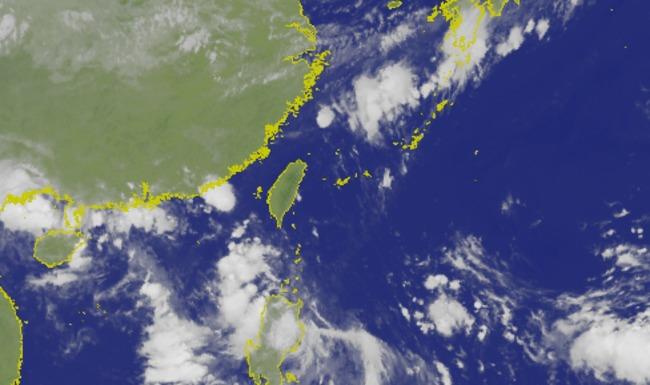 南方雲系北移 西半部防午後雷雨 | 華視新聞