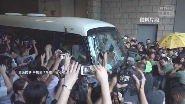 反送中》東華大學證實有學生在港被捕 | 華視新聞