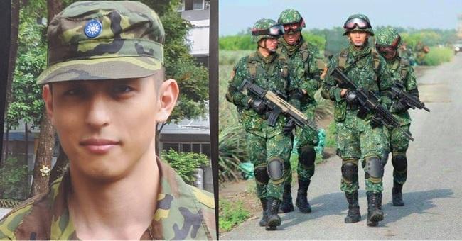 從軍護台灣 吳怡農曬當兵照向軍人致敬   華視新聞