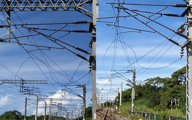 快訊/台鐵電車線斷落 新竹北湖站雙向17:30恢復通車 | 華視新聞