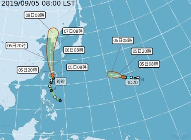 13縣市大雨下不停!第15號颱風「法西」又生成   華視新聞