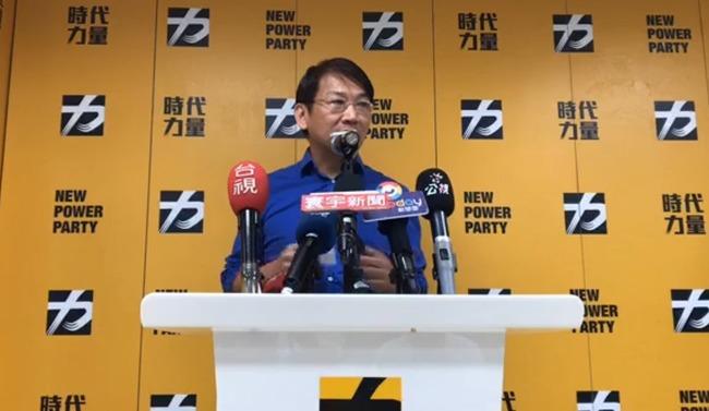「反帶職參選」時力列優先法案 徐永明:別再有下個韓國瑜 | 華視新聞