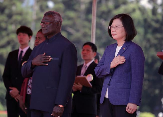 索羅門總理表態! 稱台灣對索國「毫無用處」   華視新聞