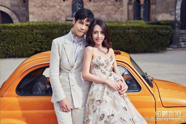《小時代》郭碧婷嫁了!  甜蜜告白「往後餘生只有你」 | 華視新聞
