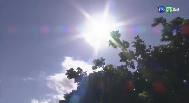 中秋高溫32-34度 全台紫外線過量級 | 華視新聞