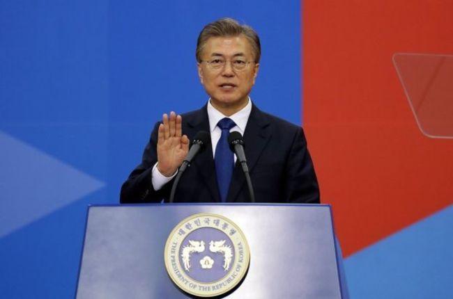 南韓民間掀起抵制東奧 文在寅正式表態了!   華視新聞