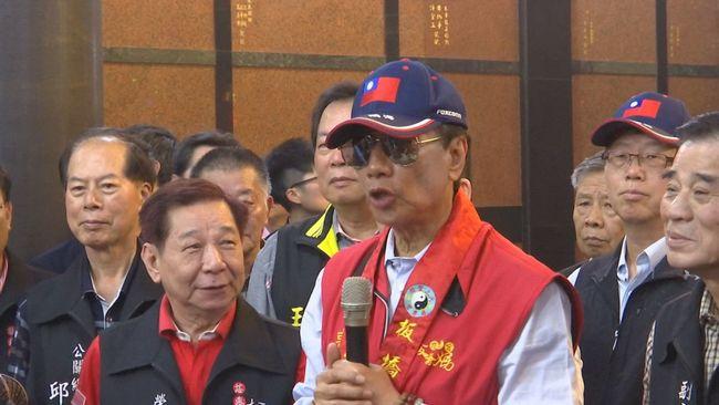 快訊》國民黨確定慰留郭台銘 全體中常委無異議通過   華視新聞