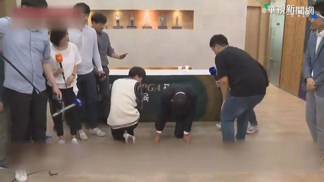 對觀眾比中指 南韓高球選手禁賽3年 | 華視新聞