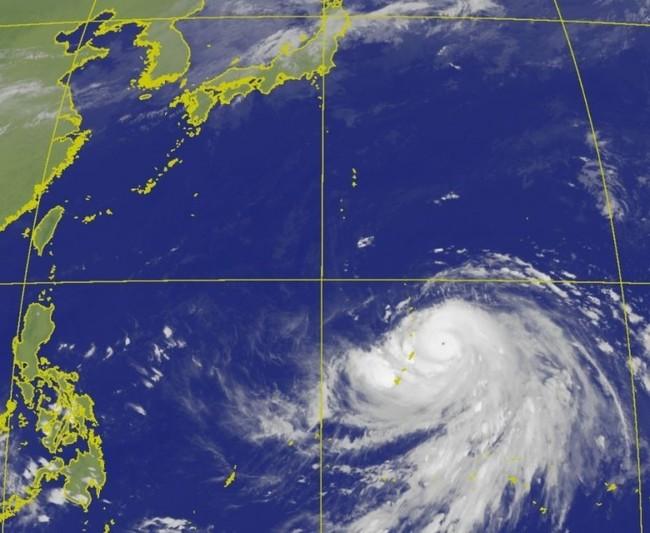 颱風哈吉貝今夜恐成強颱 專家這樣說!   華視新聞
