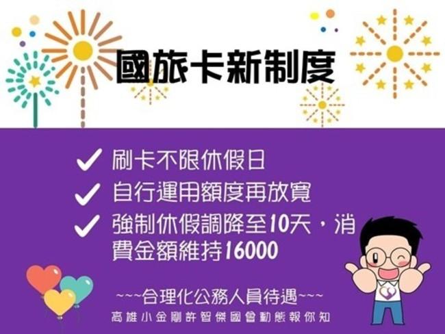 國旅卡新制納入珠寶產業  立委質疑政治操作 | 華視新聞