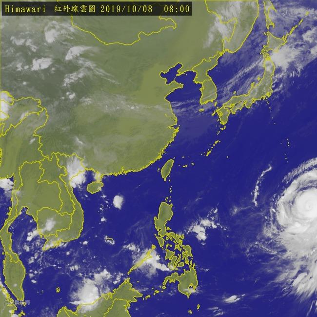 颱風路徑預測出爐! 哈吉貝外圍環流間接影響台灣 | 華視新聞