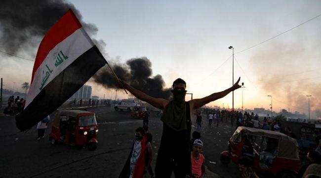媒體報導示威遭襲 國際要求伊拉克護記者   華視新聞