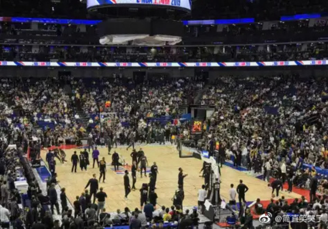 NBA真香! 嗆抵制卻座無虛席 中國網友:丟人現眼 | 華視新聞