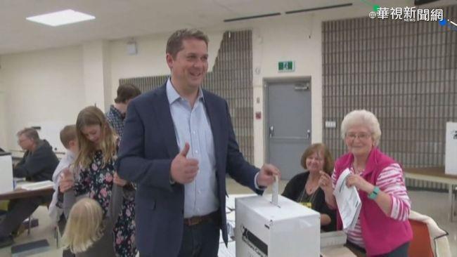 加拿大大選 杜魯道帶領執政黨險勝 | 華視新聞