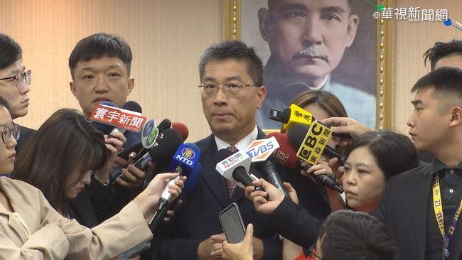 記者質疑「睜眼說瞎話」 徐國勇動怒爆口角 | 華視新聞