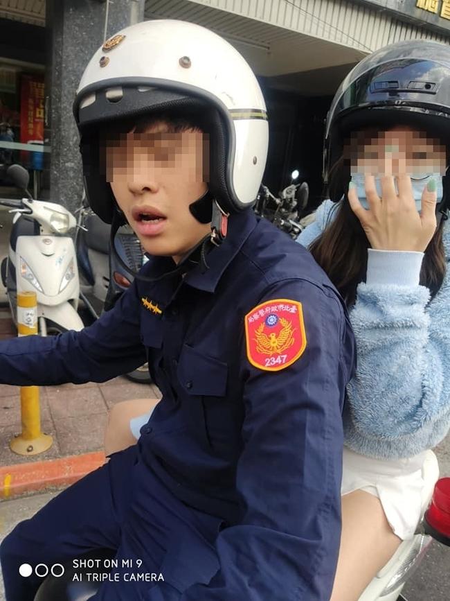 員警下班騎公務車載女友 北市警記2小過處分 | 華視新聞