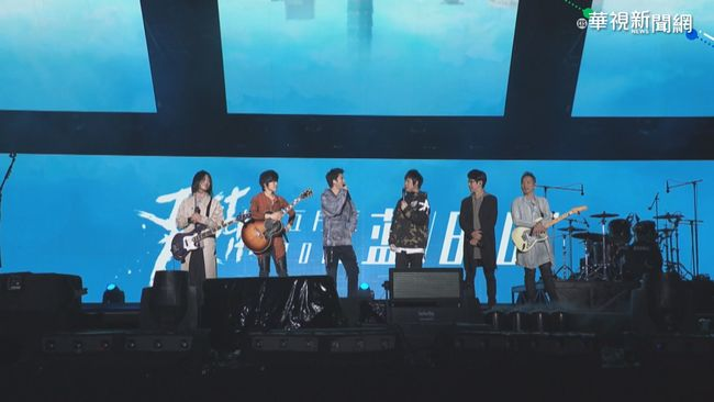邀王力宏助陣 五月天演唱會有看頭 | 華視新聞