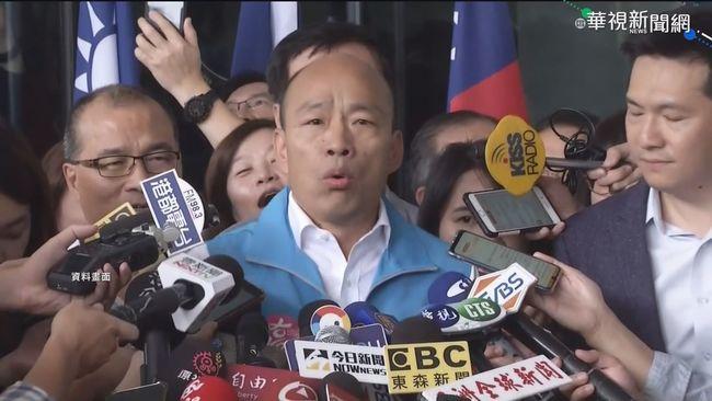 民調「苦民所苦」贏蔡11% 韓:人民眼睛是雪亮的 | 華視新聞