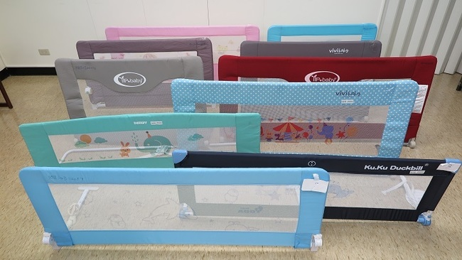 抽檢兒童用床邊護欄4成不合格 易卡孩童四肢 | 華視新聞