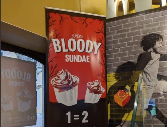 麥當勞標語 「血腥聖代」 音同北愛爾蘭血案遭下架 | 華視新聞