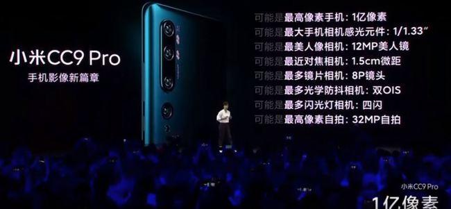 小米推「1億畫素」照相手機!實測結果超驚人 | 華視新聞