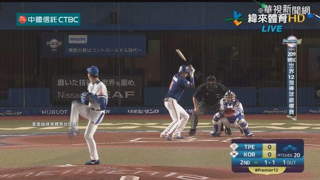 賀! 韓國輸了! 台灣隊7:0完封南韓 | 華視新聞