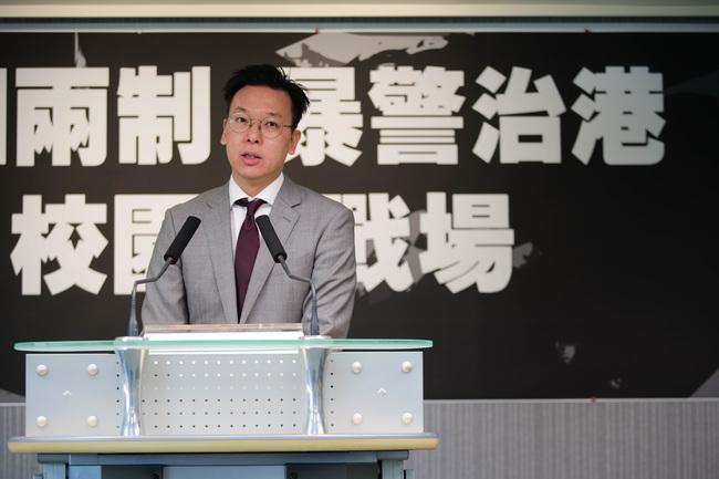 民進黨不分區沒他引聯想 林飛帆:2016就拒絕   華視新聞