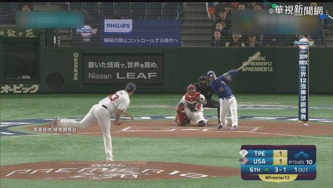 世界12強棒球賽 台2:3不敵美國 | 華視新聞