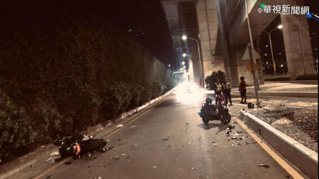 疑遇酒駕肇逃 音樂創作者情侶1死1傷 | 華視新聞
