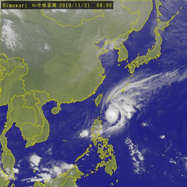環境不利鳳凰颱風結構發展 彭啟明籲:不必過於驚恐   華視新聞
