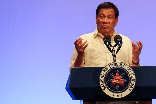 菲律賓要禁電子煙!杜特蒂:公開場合抽就逮捕   華視新聞