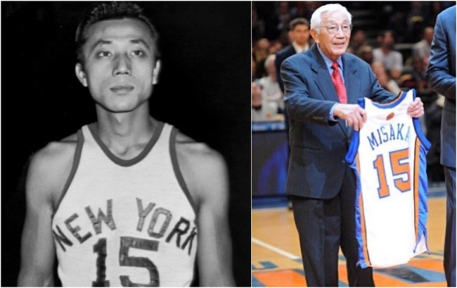 NBA史上首位亞裔球員辭世 三阪亙享年95歲 | 華視新聞