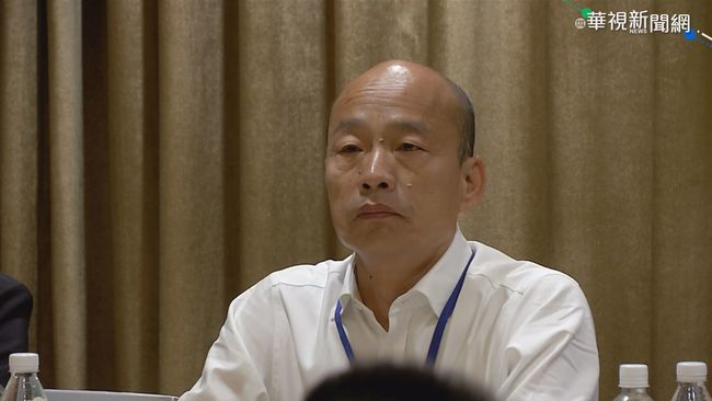 韓再談共諜案 要國安單位專案調查...轟NCC主委「瀆職」 | 華視新聞