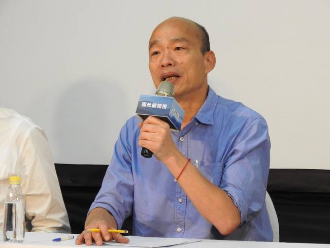 當選高雄市長滿1年!韓國瑜吐露心聲:我不曾落跑...   華視新聞