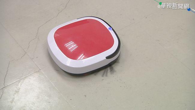 啟動掃地機器人 室內揚塵PM2.5紅害 | 華視新聞