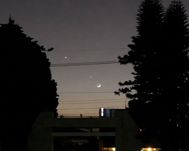 今夜記得抬頭! 天文奇觀「4星連珠」20年一次   華視新聞