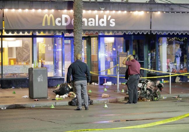 快訊》紐奧良街頭槍響 至少10人中槍、2人命危 | 華視新聞