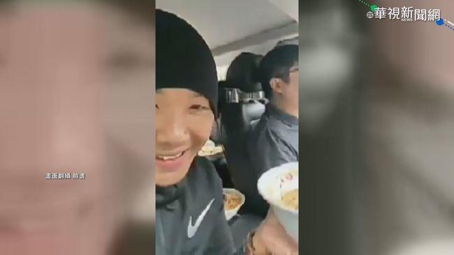 國道吃麵自駕 藝人陳建州到案作證   華視新聞