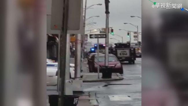 美國紐澤西爆槍擊 造成6人死亡 | 華視新聞
