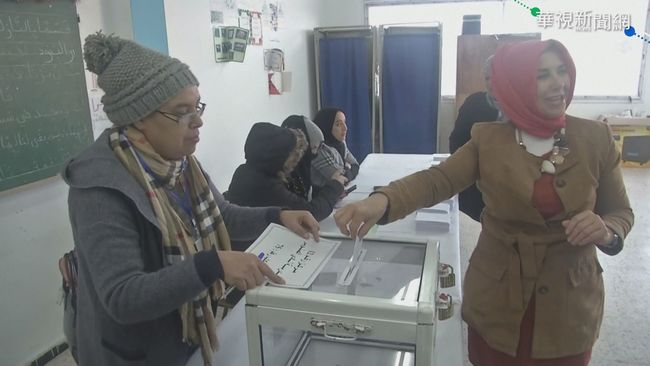 不理會示威 阿爾及利亞如期舉行大選 | 華視新聞