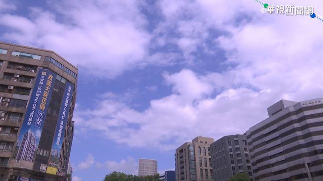 東北風減弱氣溫回升 中南部上看29度 | 華視新聞
