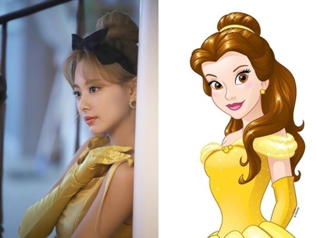 周子瑜神複製「貝兒公主」 復古裝扮飄仙氣 | 華視新聞