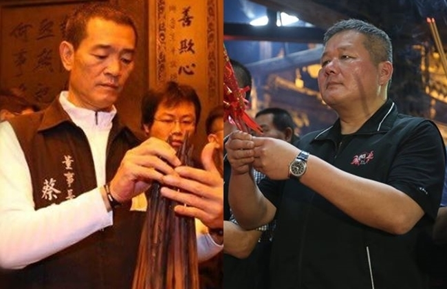 朝天宮董座宣布「給蔡溫暖」 天后宮主委也跟進挺蔡   華視新聞