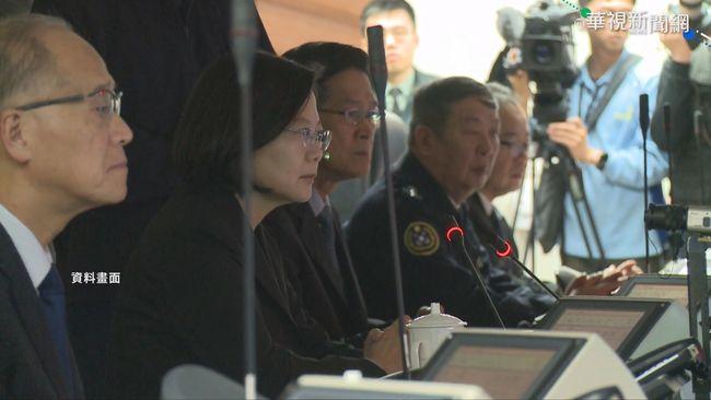 【大選情報員】林靜儀叛國說惹議 蔡英文火速澄清 | 華視新聞
