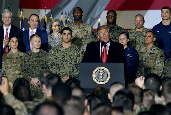 推特貼文當軍事通知? 川普遭美國會痛批   華視新聞