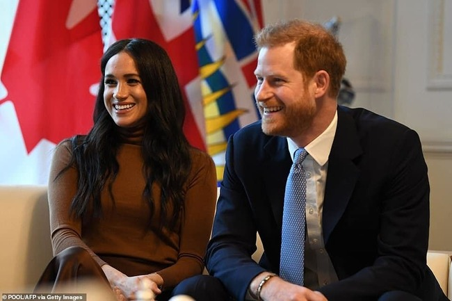 哈利夫婦宣布淡出皇室 英國皇室:不知情 | 華視新聞