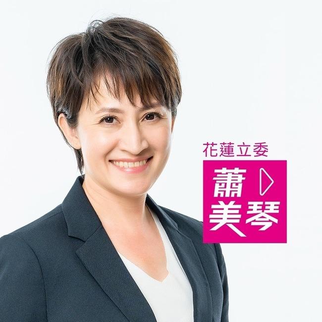 立委》花蓮縣民進黨蕭美琴宣布落選   華視新聞